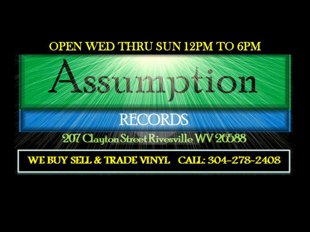Assumption Records / Pristine Platters Home Page